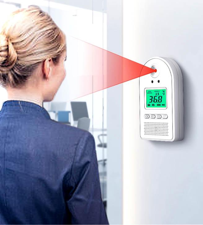 Automatic Fast Temperature Measurement